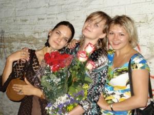 Rita & Sasha & Pwetty, Pwetty Flowers