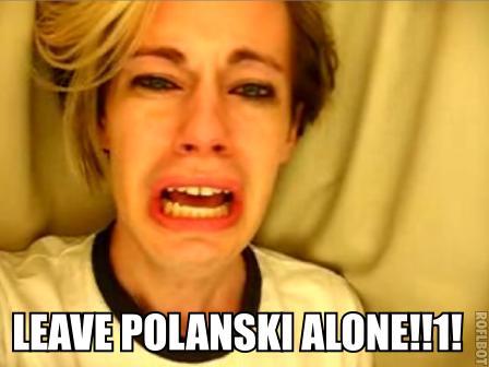 leave polanski alone