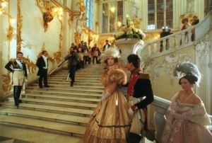 "Still from ""Russian Ark"""