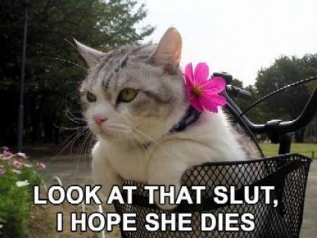 and she will. alooooooooone!