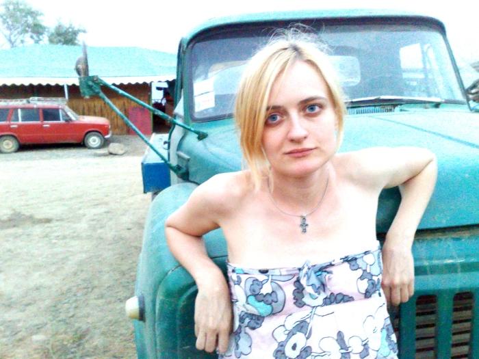 summer in crimea / natalia antonova