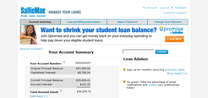 how sallie mae screws people