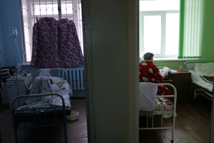 Patients in Buguruslan