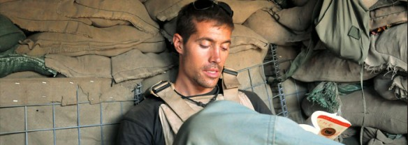 James Foley. Image via marquette.edu