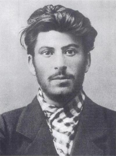 "Nope. Sorry. This is not going to be a foray into ""Young Stalin"" fanfic."